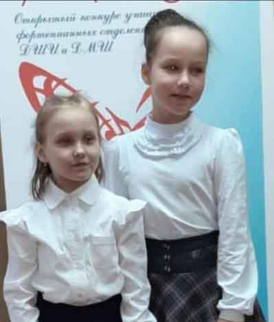 Харионовская Варвара, Морякова Валерия