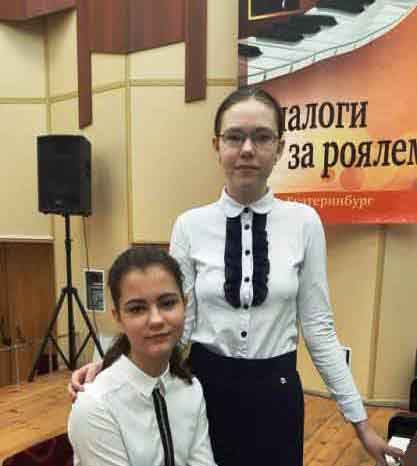 Инжеватова Ева, Селедкова Светлана