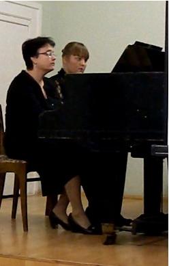 Корпусова Ирина Юрьевна и Муратова Иария Владимировна