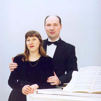 Полонские Эльвира и Анатолий