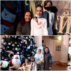 Софи Новак, Петрина Мария и