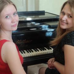 Колпакова София и Липанина Татьяна