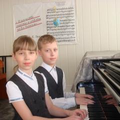 Ушаков Максим и Шибанова Наталья