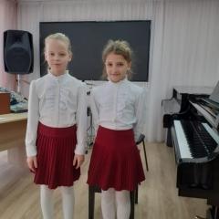 Малахеева Катя, Махнева Софья и