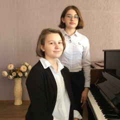Леонова Ксения, Федорова Лилия и