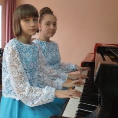 Лекомцева Александра, Александрова Екатерина и