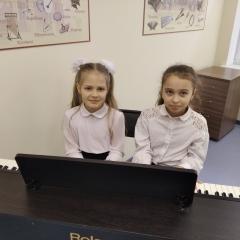 Бобина Дарья, Дудина Екатерина и