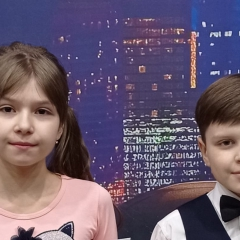 Шалагина Евгения, Козюков Владимир и