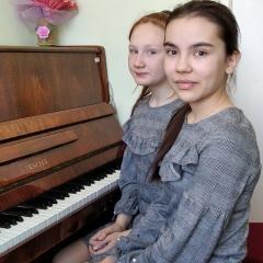 Галямутдинова Камилла, Папулова Анна и