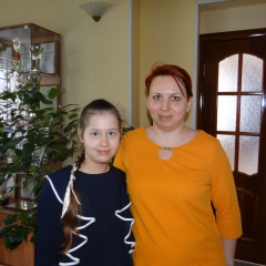 Бессонова Луана, Ушкова Елена Сергеевна и