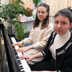 Габдулисламова Малика, Тыцкая София и