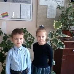 Пономарев Иван, Добротворская Нина и