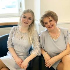 Новикова Людмила, Трубина Софья и