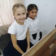 Давыдова Дарья, Каримова Нигора и