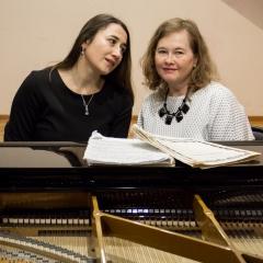 Сабаева Ирина, Борейко Ирина и
