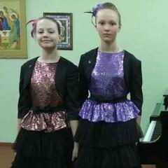 Гостинцева Дарья, Чернова Надежда и