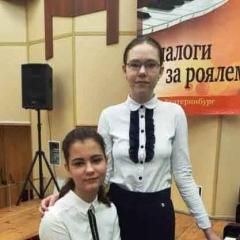 Инжеватова Ева, Селедкова Светлана и