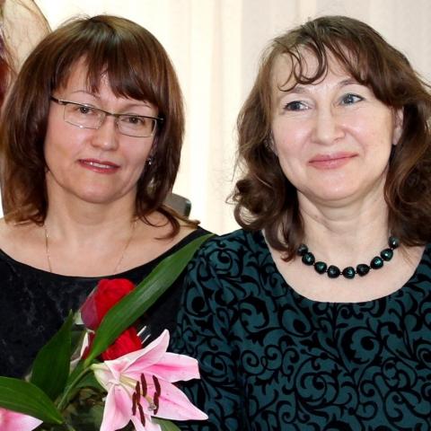 Леонова Ильсияр Анатольевна и Шакирова Лилия Рафаиловна