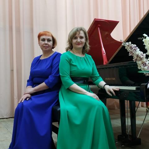 Молчанова Лилия Анатольевна, Андреева Елена Владимировна