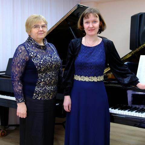 Лехтина Татьяна Николаевна, Андреева Людмила Сергеевна