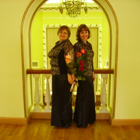 Лехтина Татьяна Николаевна и Андреева Людмила Сергеевна
