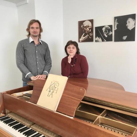 Лариса Тумашева, Тимофей Антропов
