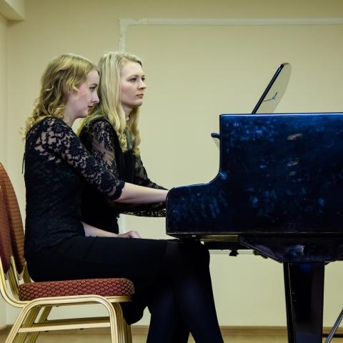Бабинова Ирина Николаевна и Куцева Ирина Дмитриевна
