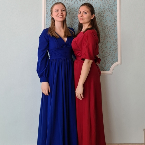 Лыско Полина Евгеньевна, Жижилева Анна Владимировна