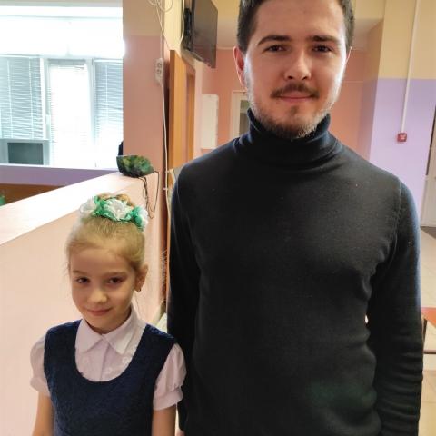Микитюк Алина, Зузенков Илья Александрович