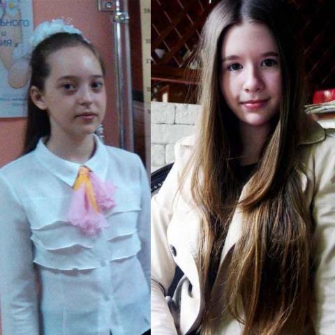 Галембо Вероника и Липатникова Полина