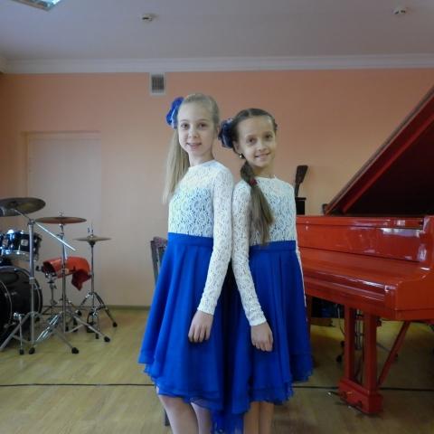 Проценко Евгения и Терентьева Анна
