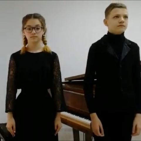 Глухоедов Александр, Сергеева Олеся