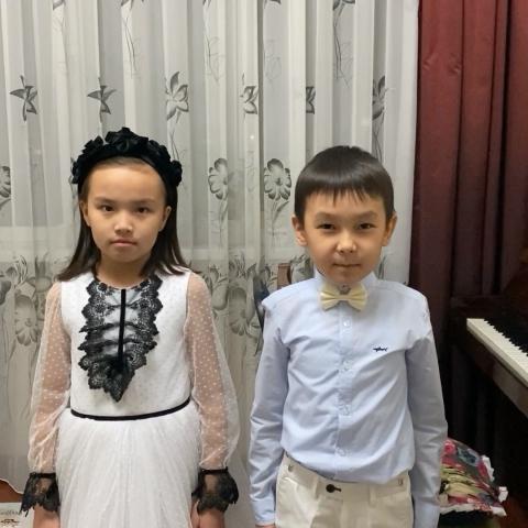 Альпиева Арианна, Айтбек Асылжан