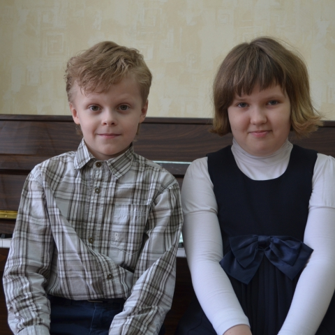 Бояринцева Анна и Балтин Андрей