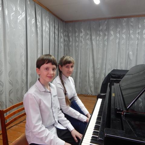 Елькин Алексей и Громек Анастасия