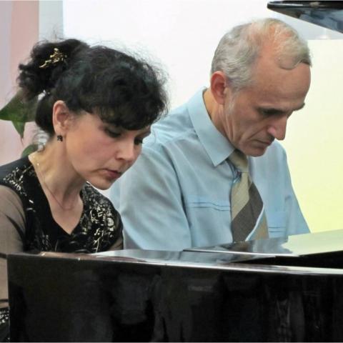 Крылова Наталия Викторовна, Турутов Александр Иванович