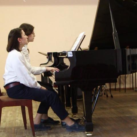 Сабаева Ирина Сергеевна, Малева Екатерина