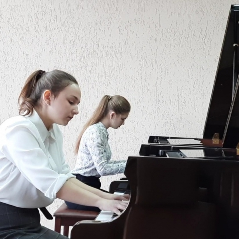 Андрианова Софья,  Бородина Марина