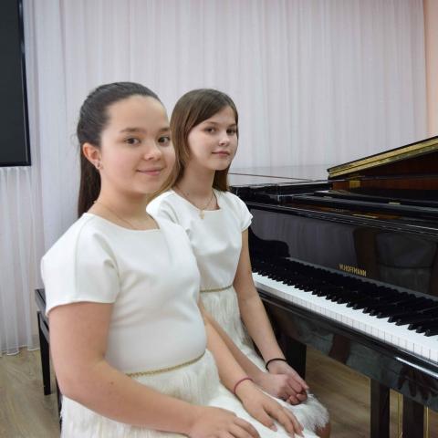 Финогенова Мария, Бородина Дарья