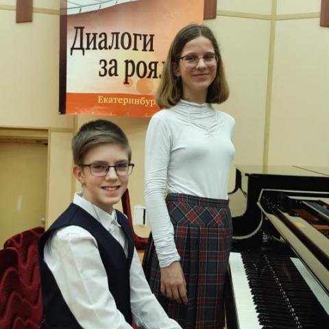 Ананьин Павел,  Щеглова Анастасия