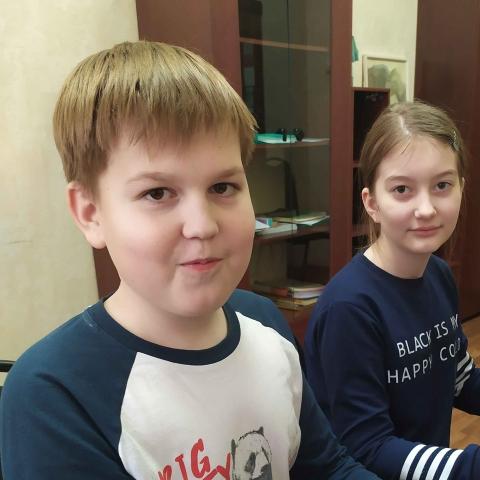 Филатова Лилия, Безгузиков Иван