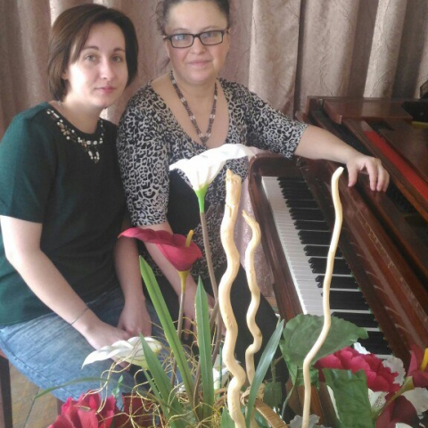 Старостина Елена Анатольевна и Кирилович Яна Владимировна