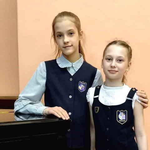 Суслова Карина, Полухина Ольга