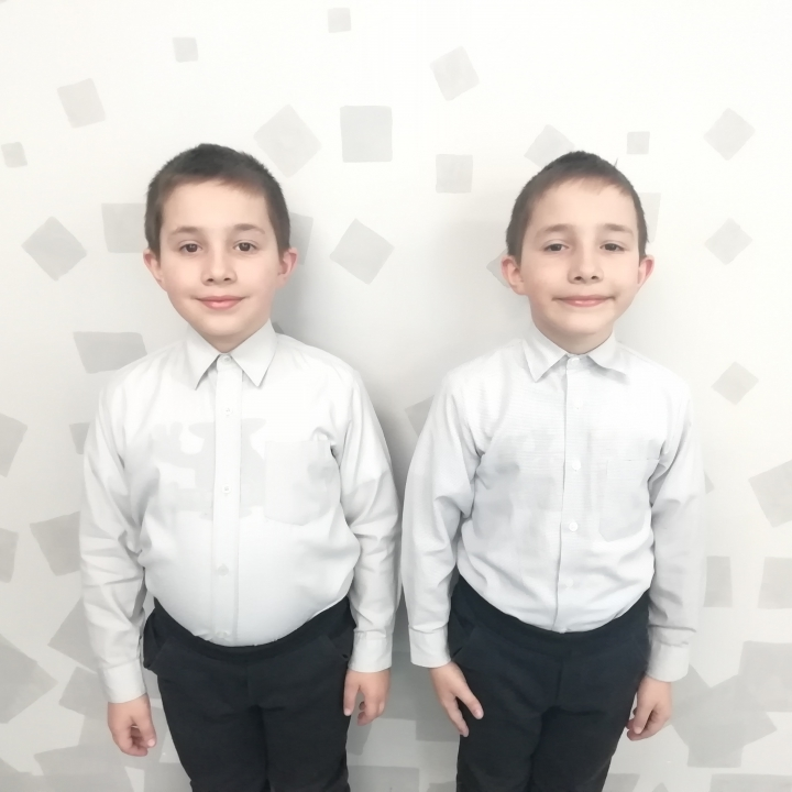"""Тарасенко Данила, Тарасенко Денис, дуэт """"Близнецы"""" и"""