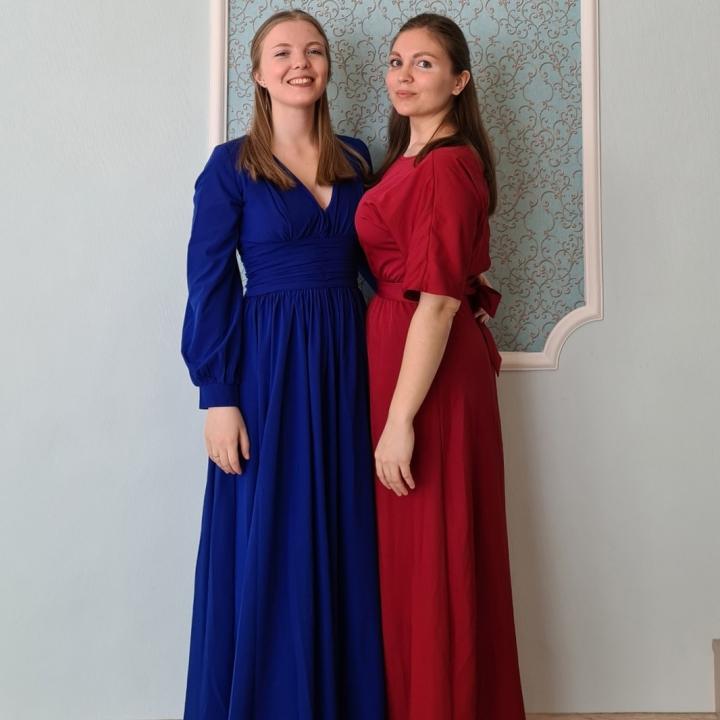 Лыско Полина Евгеньевна, Жижилева Анна Владимировна и