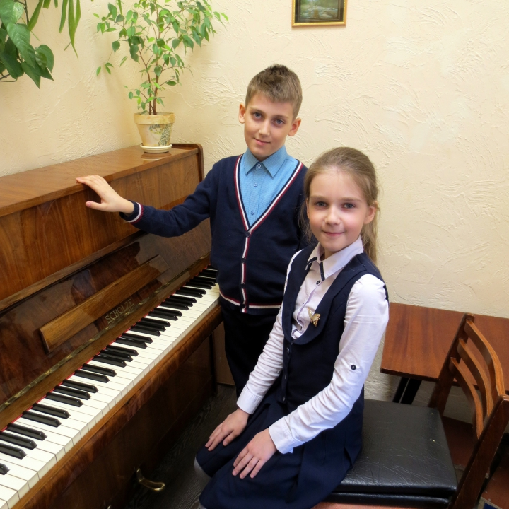 Сафронова Олеся и Канаев Константин