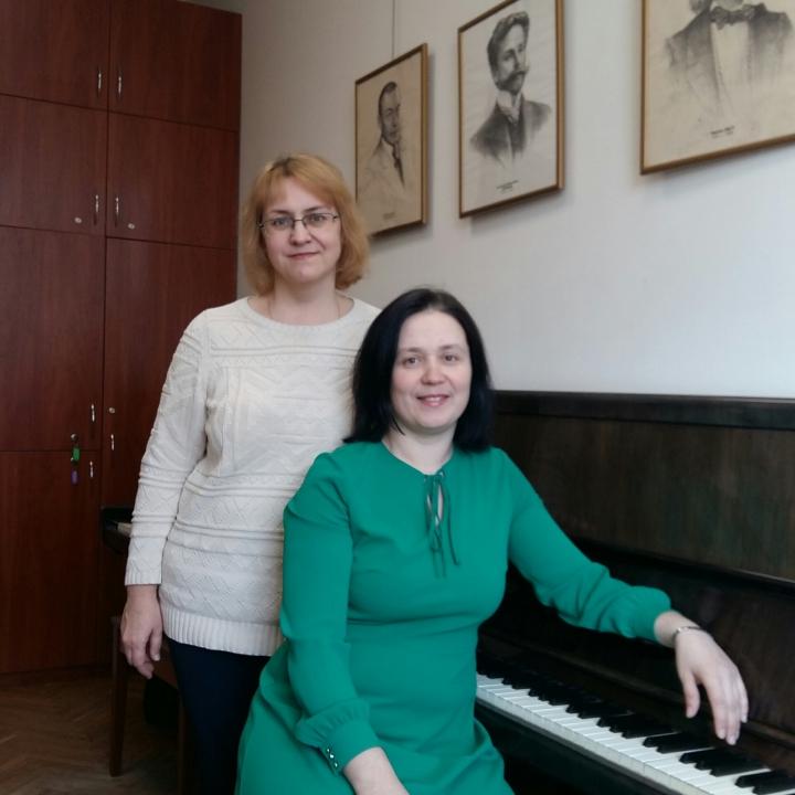 Барышкова Варвара Андреевна и Шумилова Татьяна Васильевна