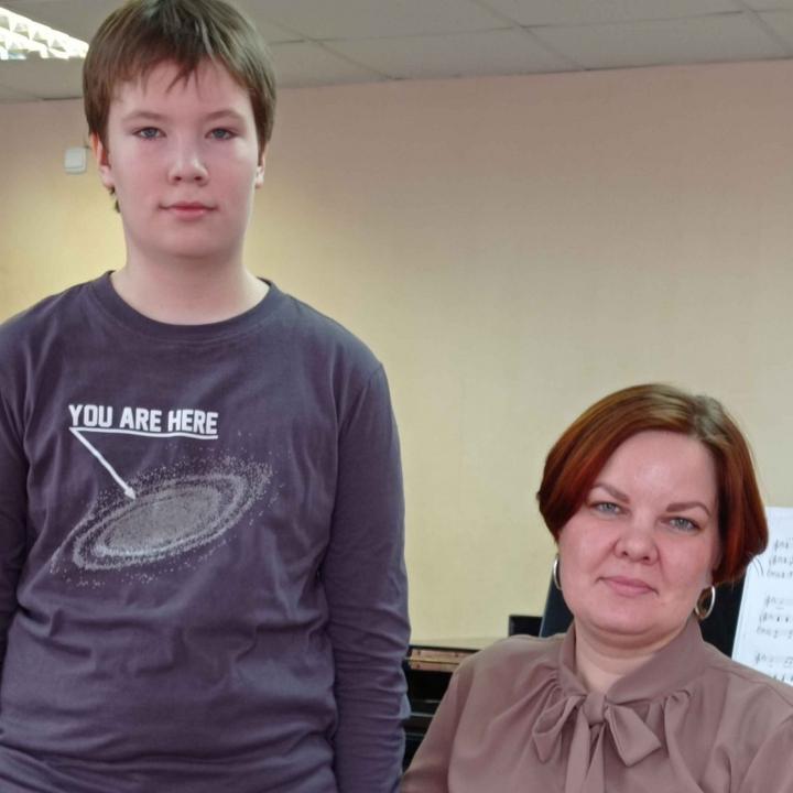 Пономарев Никита, Полетавкина Екатерина Евгеньевна и