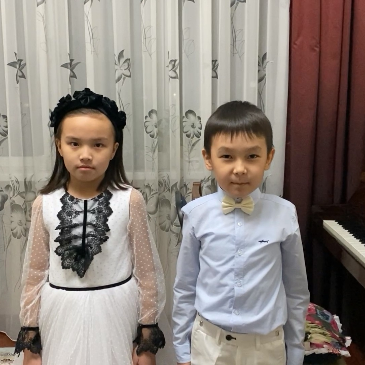 Альпиева Арианна, Айтбек Асылжан и