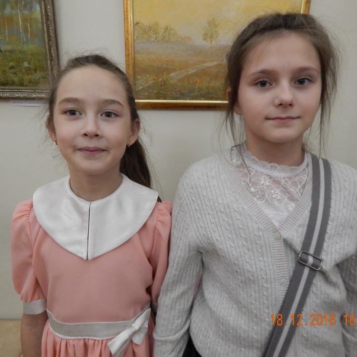 Болаболкина Валерия и Русеева Софья
